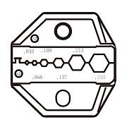 Матрицы обжима Solar-конекторов
